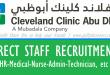 Cleveland Clinic Abu Dhabi careers_uae