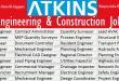 ATKINS CAREERS us
