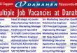 DANAHER JOBS