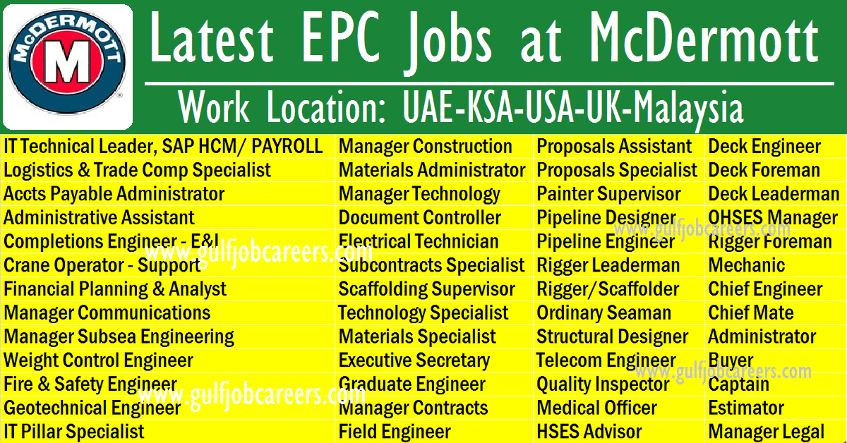 Piping Designer Jobs In Malaysia