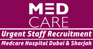 Medcare Hospital Careers
