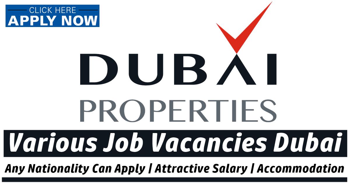 Dubai Properties Careers