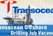 Transocean JOBS