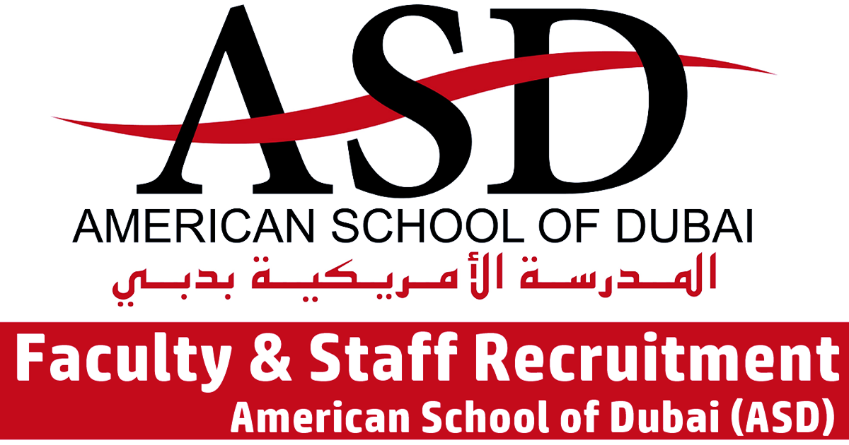 American School of Dubai Careers
