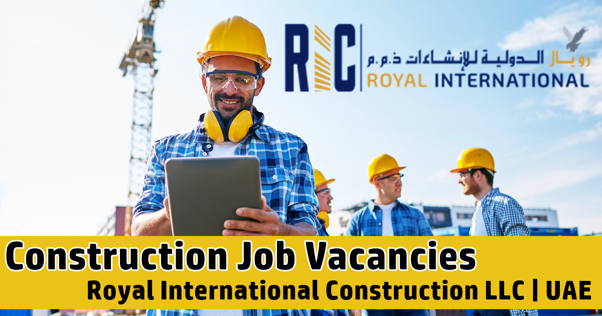 royal international construction careers