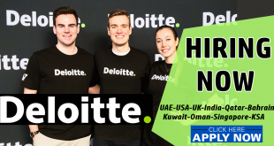 Deloitte Job Vacancies