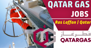 Qatargas Job Vacancy