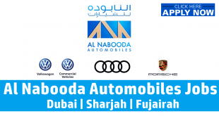 Al Nabooda Automobiles Careers