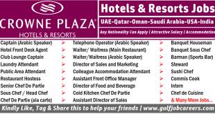 Crowne Plaza Hotels