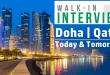 walk in interview in qatar
