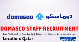 DOMASCO Job Vacancies