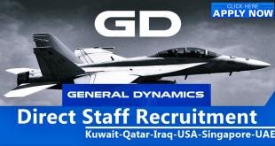 General Dynamics Overseas Jobs