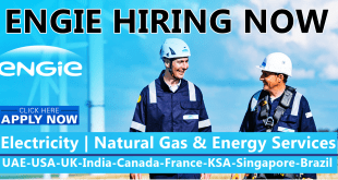 engie job vacancies