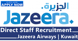 jazeera airways careers