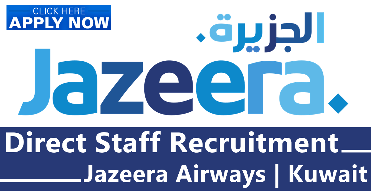 jazeera airways careers
