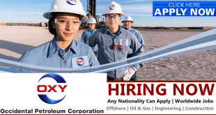 oxy oil and gas jobs