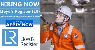 Lloyd's Register careers