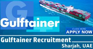 Gulftainer Jobs
