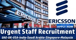 Ericsson Careers