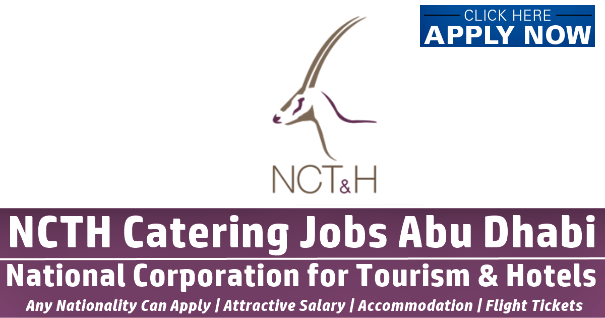 NCTH Catering Jobs