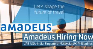 Amadeus Careers