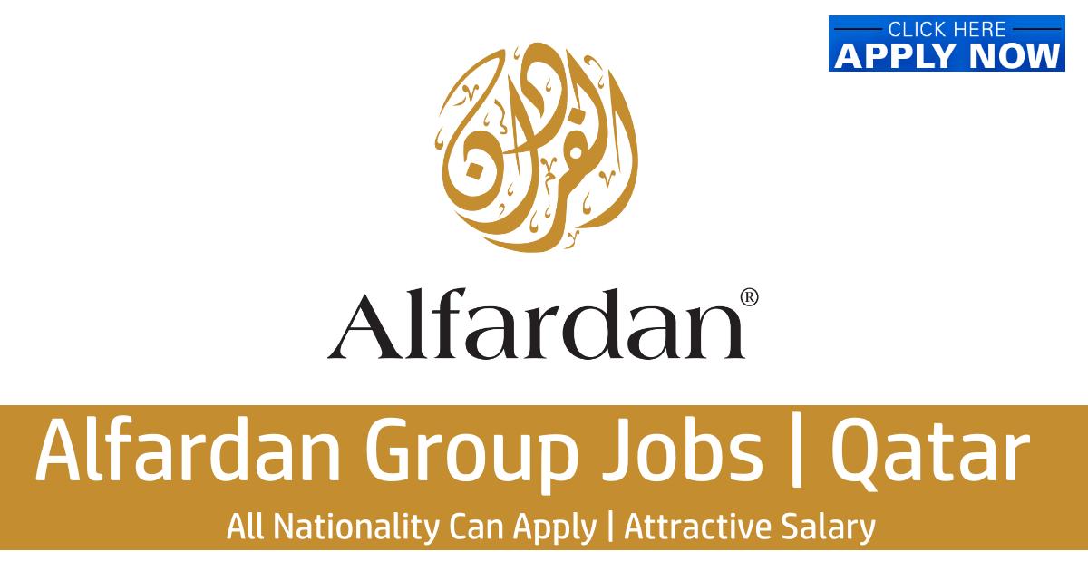 Alfardan Group Jobs