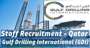 gulf drilling international jobs
