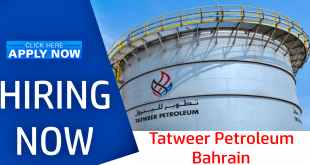 Tatweer Petroleum Jobs