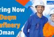 Duqm Refinery Job