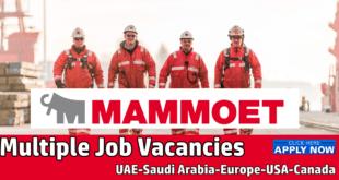 Mammoet Jobs