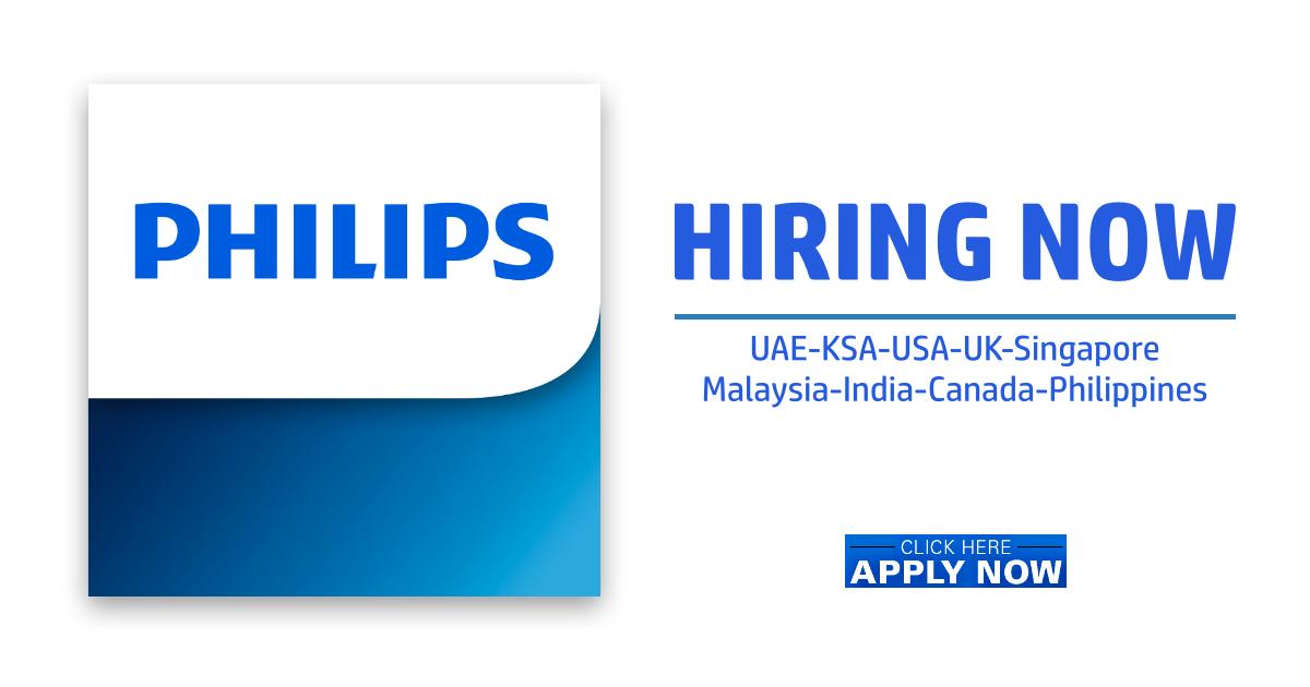 Philips Jobs