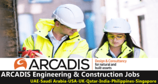 ARCADIS Job Vacancy