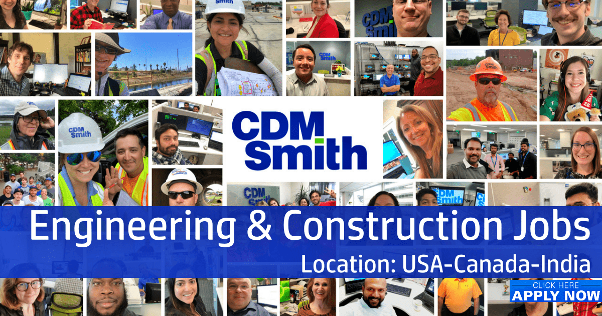 cdm smith careers