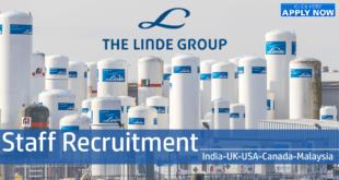 linde group jobs