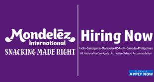 Mondelez International Jobs