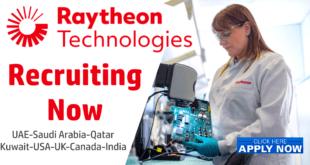 Raytheon Technologies Jobs