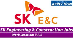 SK E&C Job Vacancies