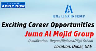 Juma Al Majid Careers