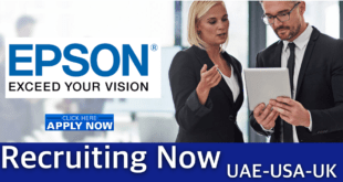 epson careers