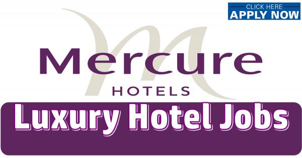 Mercure Hotel Jobs