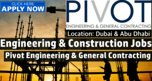 Pivot Engineering careers