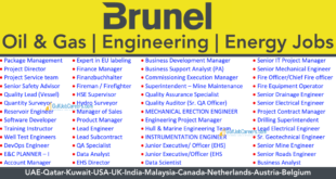 Brunel Energy Jobs