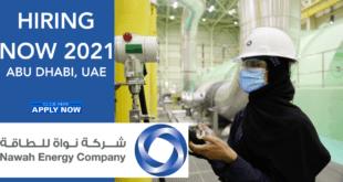 Nawah Energy Company Jobs