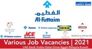 Al Futtaim Jobs