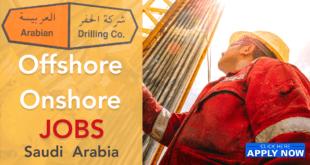 Arabian Drilling Company Jobs
