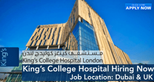 Kings College Hospital Dubai Opening