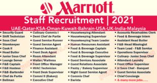 Marriott careers