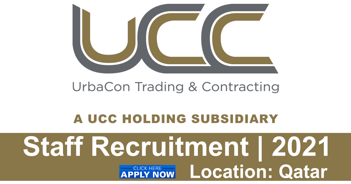 UrbaCon Trading and Contracting Careers