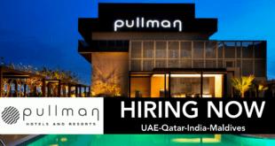 Pullman Hotels and Resorts Jobs