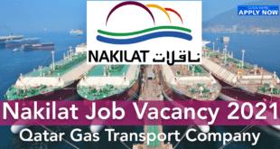 Nakilat careers
